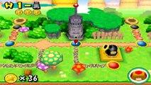 New Super Mario Bros. DS - Lets Play New Super Mario Bros. Part 14: Mini Mario vs. Mutant Tyranha
