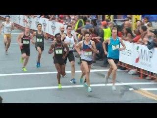 Rochester Mile Men's Elite Race: Jesse Garn Kicks For The Win