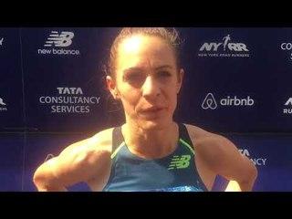 Jenny Simpson Wins 5th Avenue Mile