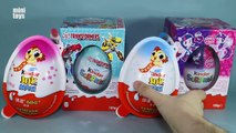 Big Surprise Eggs Kinder Joy Maxi My Little Pony Transformers