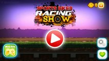 Sports Bikes Racing Show - Racing Action & Adventure - Videos Games for Kids - Girls - Baby Android