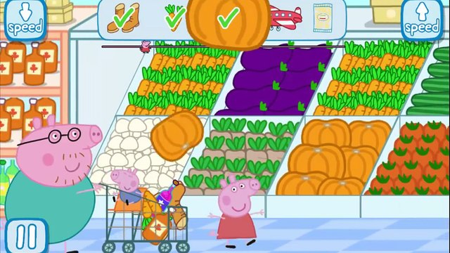 Top 10 Peppa Pig Shopping Trips | Shoe Shopping | Daddy | George | fun | Compilation |