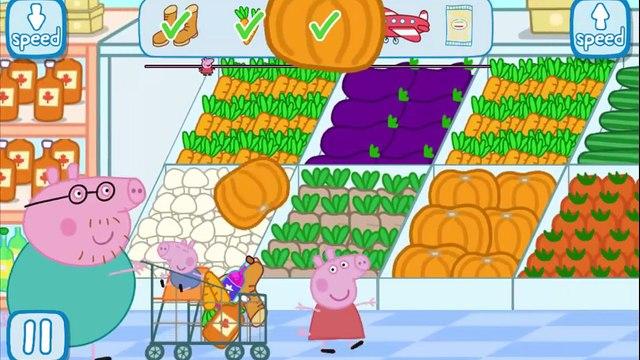 Top 10 Peppa Pig Shopping Trips | Shoe Shopping | Daddy | George | fun | Compilation |
