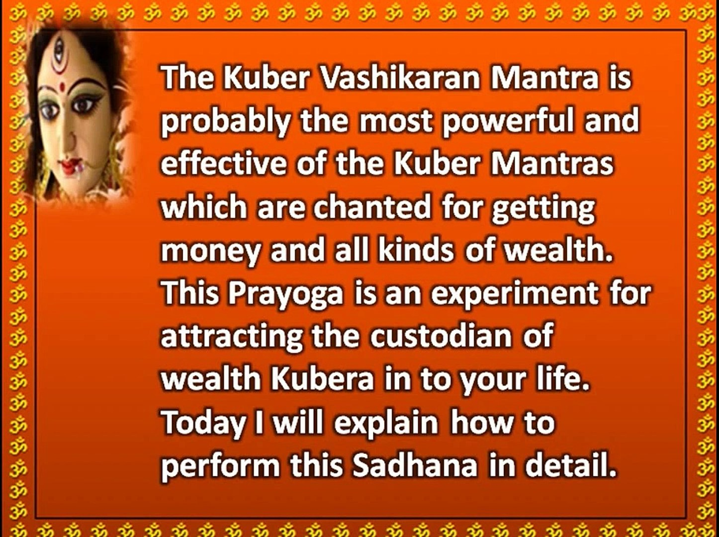 Kuber Vashikaran Mantra For Wealth English --