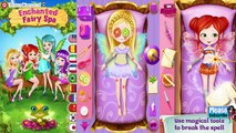Enchanted Fairy Spa Android İos Tabtale Unlock All + No ADS FULL GAMEPLAY VİDEO Games for Girls