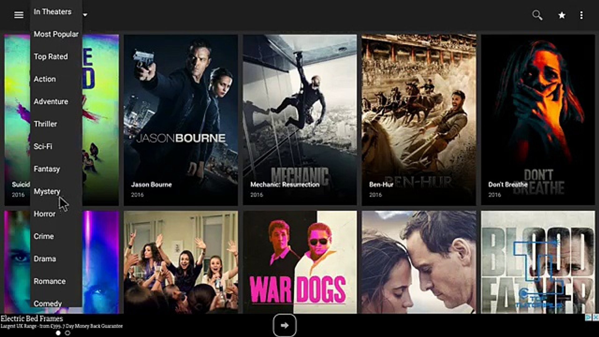 THE BEST ANDROID APP FOR HD MOVIES AND TV SHOWS - TERRARIUM TV -