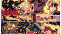 Ghost Rider VS Ghost Rider[All New Ghost Rider Part2]comic world