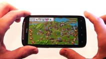 Townsmen - Android Test - android-videos.de