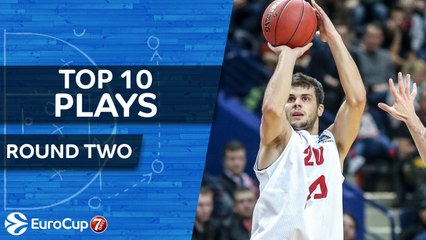 7Days EuroCup RS, Round 2: Top 10 plays