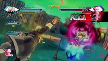 Dragon Ball Xenoverse- How to Get Spirit Sword- Melee Base Ultimate Attack