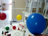 tutorial - como fazer Inflador de balão - de 1 a 6 bicos com ralo de banheiro - 氣球充氣 Qìqiú chōngqì