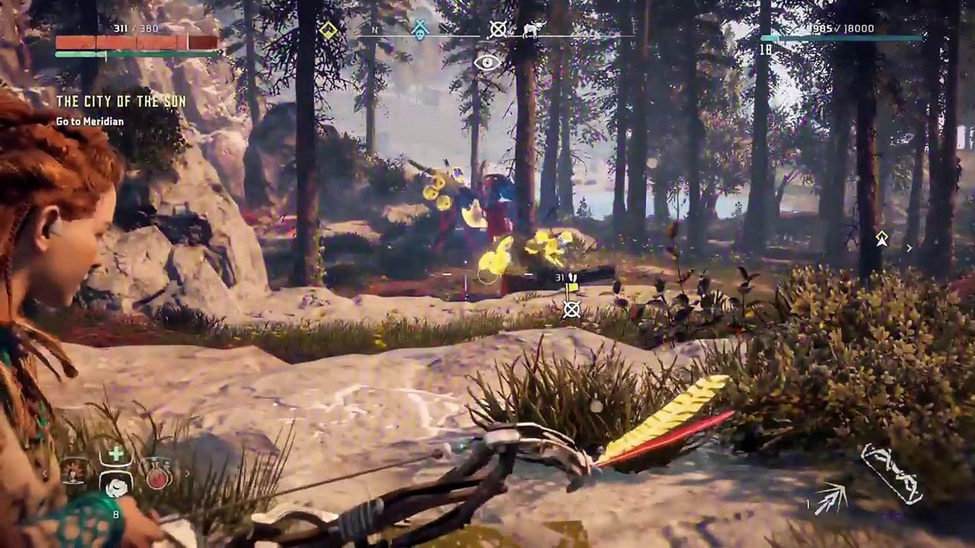 Horizon Zero Dawn REVIEW - BEST PS4 EXCLUSIVE (Horizon Zero Dawn gameplay - Zero Dawn Horizon Review