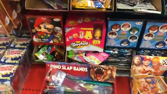 Toy Hunting! - Frozen Fashems, Shopkins, Monster High, Minions, Blind Bags