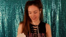 SR3D Testing New Mic With Mouth Sounds, Ear Eating, Whispering, Tapping - ASMR