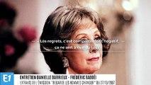 Ses regrets, ses rôles, la mort… les confidences de Danielle Darrieux sur Europe 1