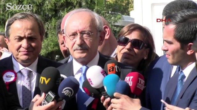 Kılıçdaroğlu'ndan Melih Gökçek açıklaması