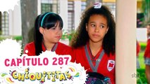 Chiquititas - 18.10.17 - Capítulo 287 - Completo