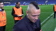 Nainggolan 'tempted' by future Premier League switch