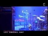 inrocks 2007 the Klaxons live atlantis to interzone