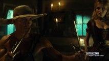 Jean-Claude Van Johnson - la bande-annonce officielle de la série Amazon avec Jean-Claude Van Damme (VO=)