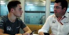 VÍDEO: McLaren anuncia la renovación de Fernando Alonso
