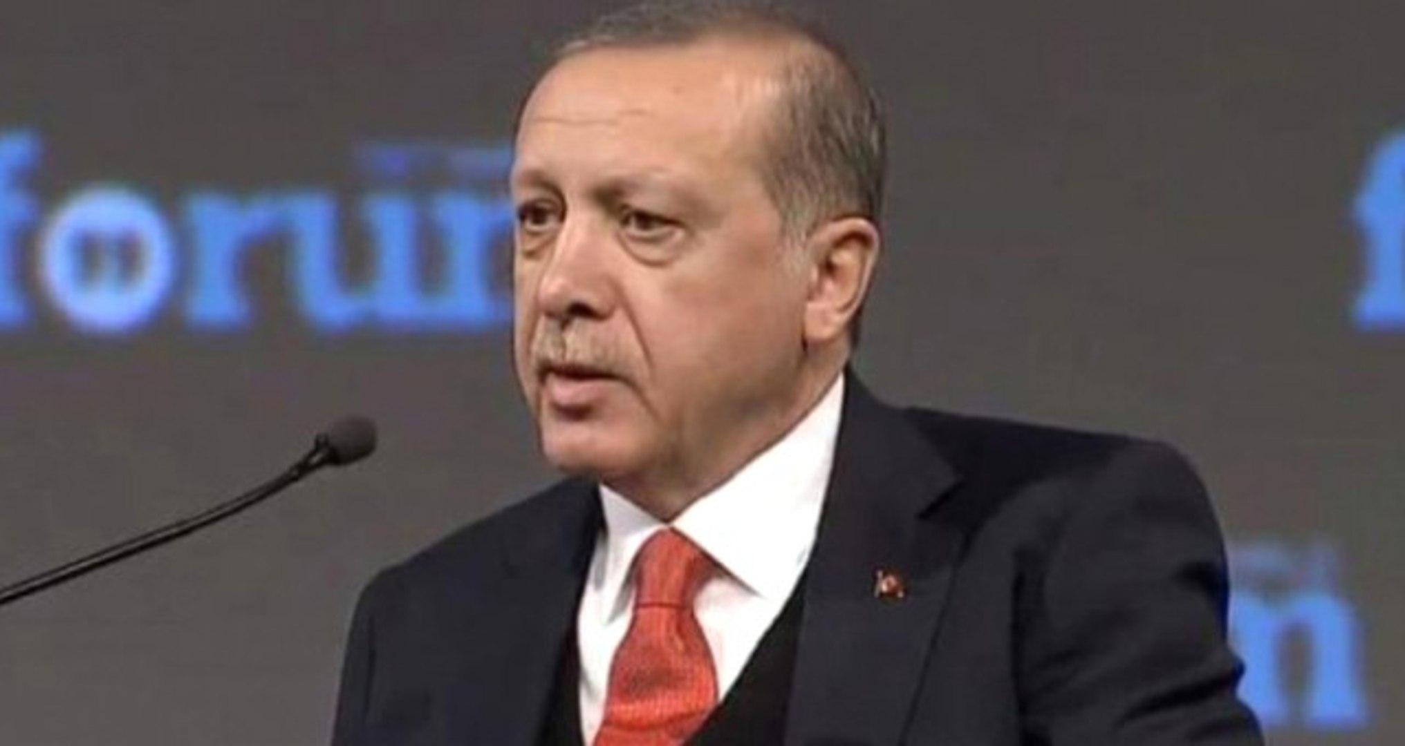 Erdoğan, Vize Krizinin Çözümü İçin 4 Şart Koşan ABD'den FETÖ Elebaşını İstedi!