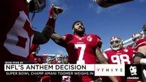 "Amani Toomer: Colin Kaepernick ""Definitely Being Blackballed"" by NFL"