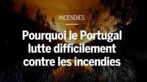 Pourquoi les incendies sont-ils si dévastateurs au Portugal ?