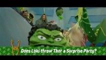 """Thor Ragnarok - Loki ile """"2 Gerçek 1 Loki Oyunu"""""""