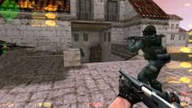 Counter-Strike: Condition Zero gameplay with Hard bots - Sienna - Counter-Terrorist (Old - 2014)