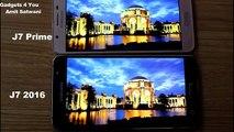 Samsung Galaxy J7 Prime Vs J7 2016 Detail Comparison |Amoled vs TFT[Hindi]