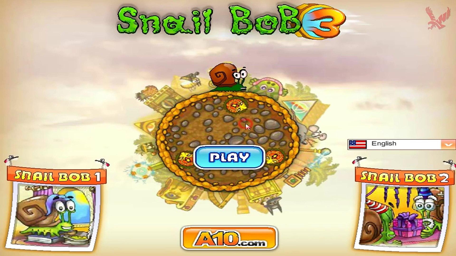 Snail Bob 3 Gameplay Level 1 15 Part 1 Snail Bob 3 Egypt Journey Walkthrough Series