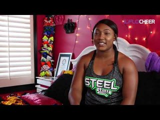 Angel Rice To Cheer On Stingray Steel With Her Brother Jaden Rice