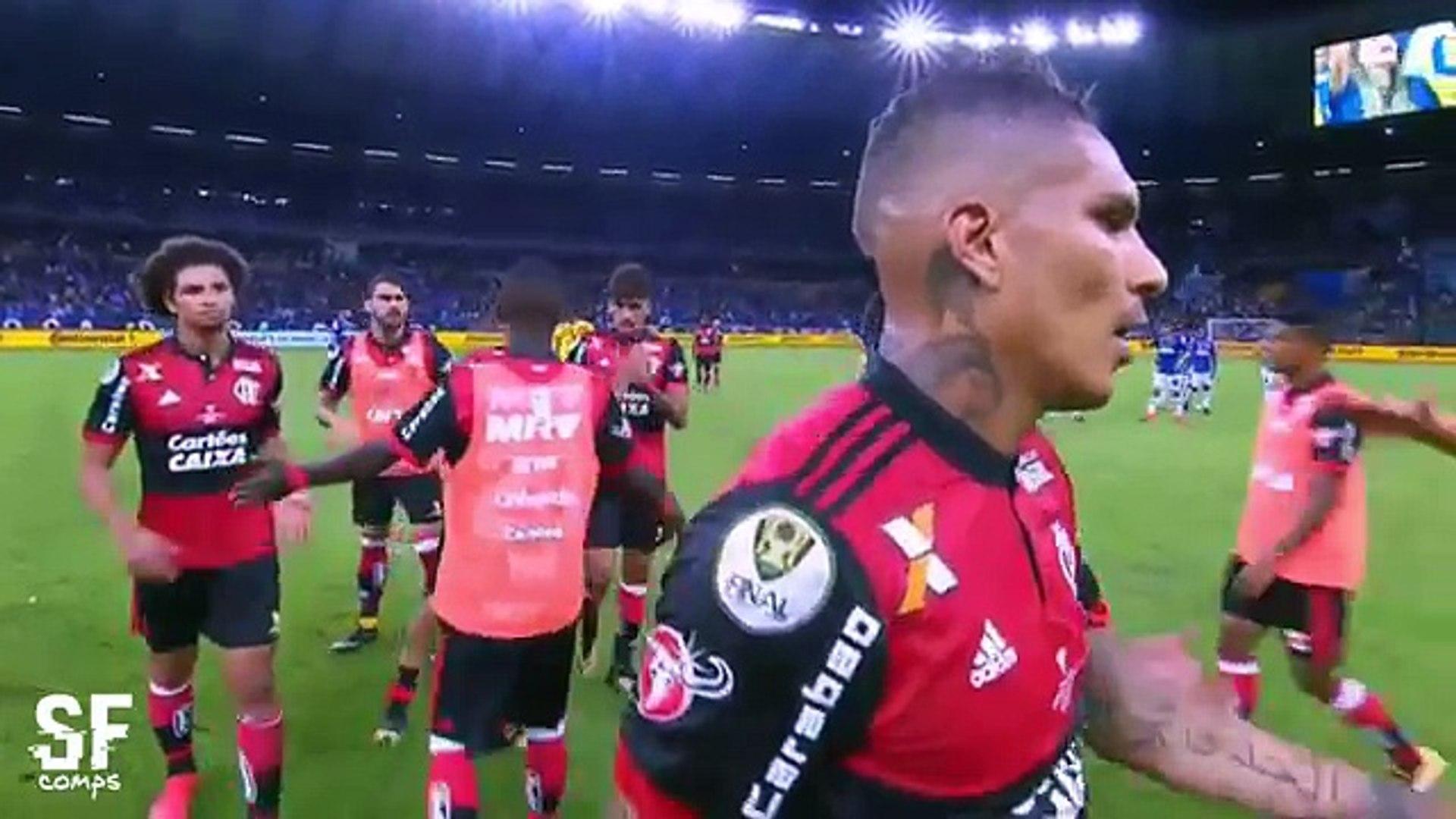 Cruzeiro 0 (5 x 3) 0 Flamengo - PENATIS - CRUZEIRO É CAMPEÃO DA COPA DO BRASIL 2017
