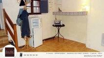 A vendre - APPARTEMENT - BAGNOLS EN FORET (83600) - 2 pièces - 40m²