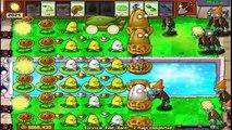 Plants vs Zombies : Banana Launcher vs Cob Cannon l PVZ 1 & PVZ 2
