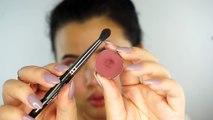 Holiday Makeup Tutorial: Festive Pop of Color | KIM THAI