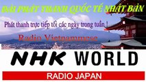 Thời sự đài NHK Nhật Bản ngày 19-10-2017- NHK WORLD 19-10-2017 (2)