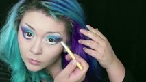 My Little Pony Vinyl Scratch/Dj Pon3 Makeup Cosplay
