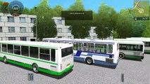 Omsi 2 tour (549) Czech Line 154 Moravske Branice - Masarykovo nam