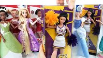 Disney Prenses Elsa Ponpon kız Barbie Ponpon kız Bebek