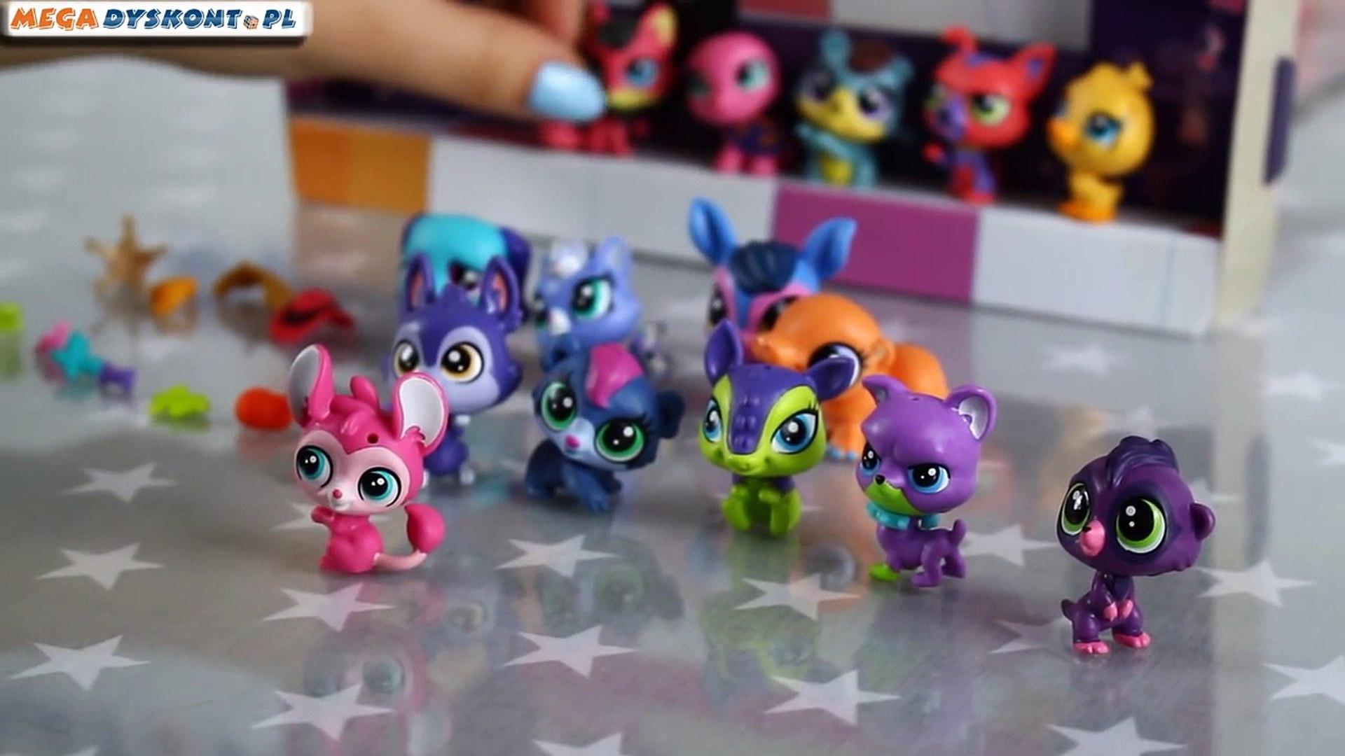 Littlest Pet Shop - Pet Party Spectacular - 15 Pets / 15 Zwierzaków - B3808 - MegaDyskont.pl