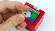 How to Build a Mini LEGO Soda Vending Machine Pocket Sized 2