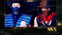 Erron Black Plays - MORTAL KOMBAT X Klassic Tower (Gameplay W/ Sub-Zero) | MKX PARODY