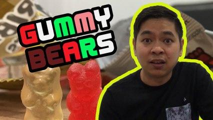 Jolly Bears VS HARIBO GOLD-BEARS