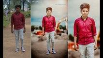 Photoshop photo editing   Photo Manipulation Change Background
