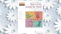 Download PDF DANCES FROM AROUND THE WORLD EARLY INTERMEDIATE/          INTERMEDIATE LEVEL  HLSPL (Composer Showcase: Hal Leonard Student Piano Library) FREE
