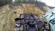 ATV-Enduro Olkusz/ Quad riding renegade 1000, xp 850, raptor 700, grizzly 700, ltz 400, trx 500