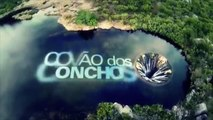 Au Portugal, un trou géant aspire l'eau d'un lac
