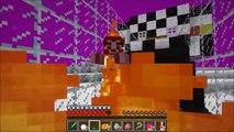 Minecraft How To Make A Portal To The Fnaf Sister Location Dimension - Fnaf SL Dimension Showcase!!!